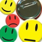 Smiley Buttons Vorschaubild