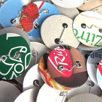 Öko-Buttons