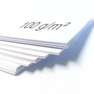 500 Blatt Papier A4 100g/m²