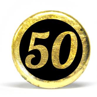 Goldbutton, Button 50